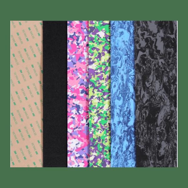 EVA top cover strips